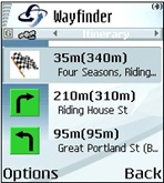 Wayfinder Navigator