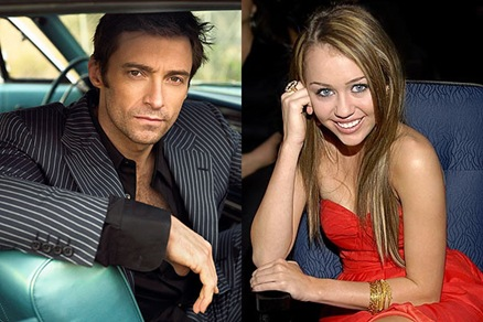 Hugh Jackman vs Miley Cyrus