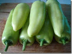 Thai Green Peppers
