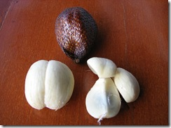 Snake fruit
