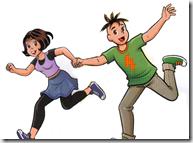 Monica e Cebola Maos