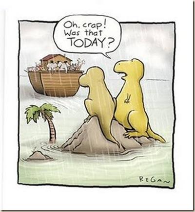 Dinosaurios Biblia Ateismo (3)