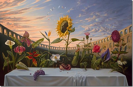 Vladimir-Kush_Last-Supper