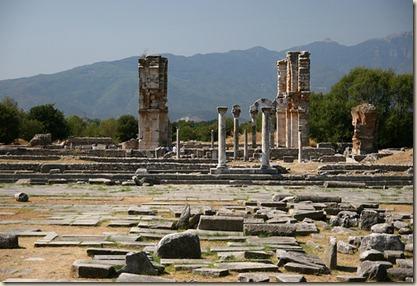filipi ruinas
