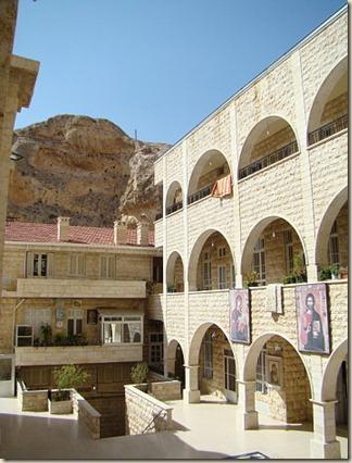 Monasterio santa tecla