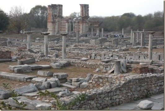 filipi ruins