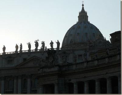 5 Roma Vaticano Basilica de San Pedro (12)