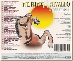 Nerino e Nivaldo - Contracapa