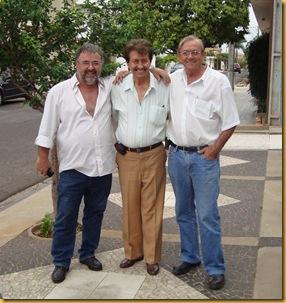 Jotha Camargo, Zeca e Tião Camargo