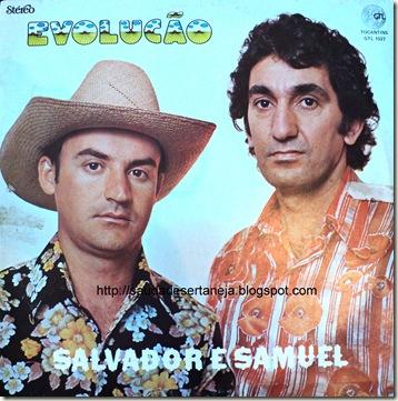 Salvador e Samuel (1979) Capaca