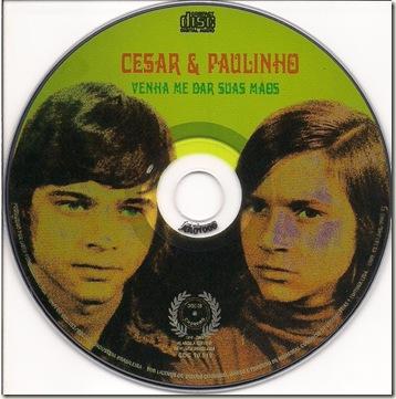 Cézar e Paulinho (1974) CD
