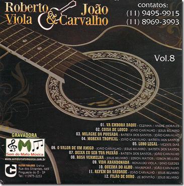 Roberto Viola e João Carvalho CD 02