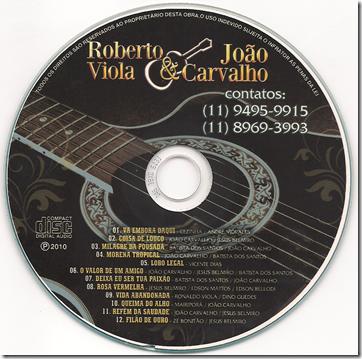 Roberto Viola e João Carvalho CD 03