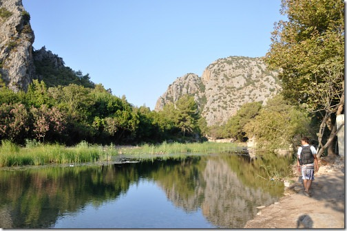 Turkey - Olympos 085