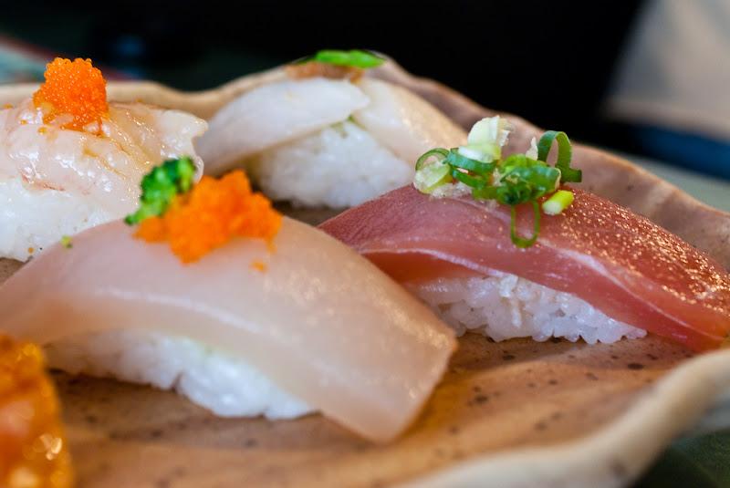 三花‧宅™: 恆鮨精緻壽司、黑輪