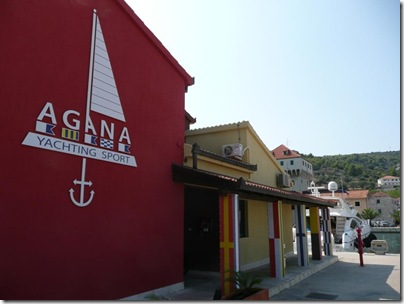 Croatia Cruising Companion - Agana Marina