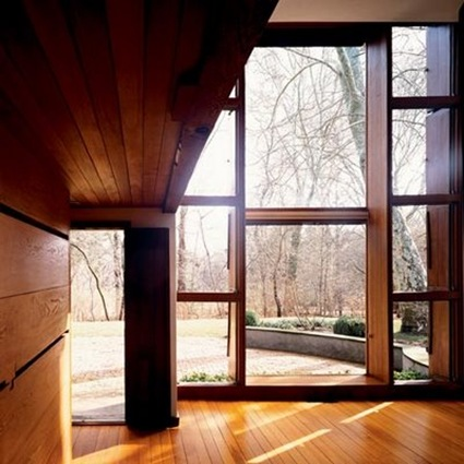 LOUIS KAHN ESHERICK HOUSE