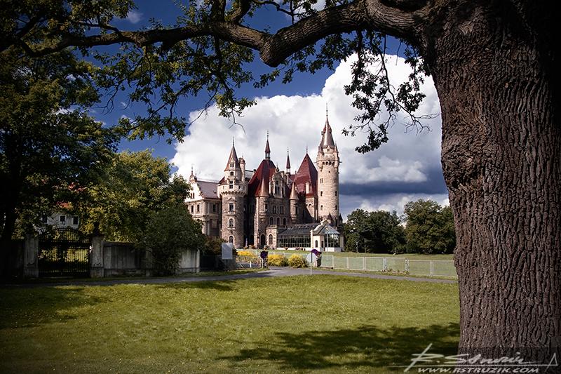 Moszna. Zamek i szpital dla nerwowo chorych w jednym - Home, sweet home.