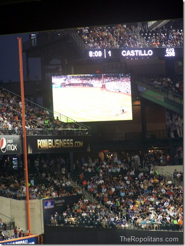 New RF video screen