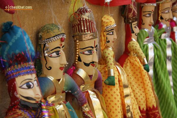Puppets of Jaisalmer