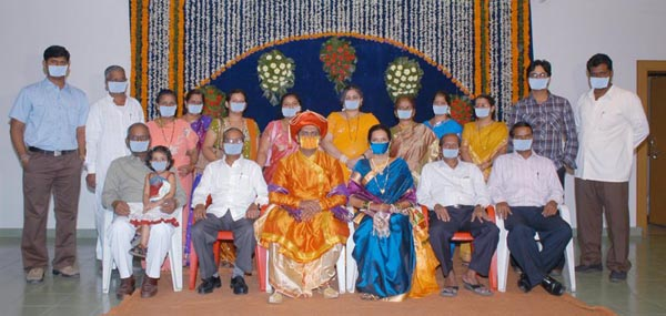 Marriage unaffected by Swine Flu