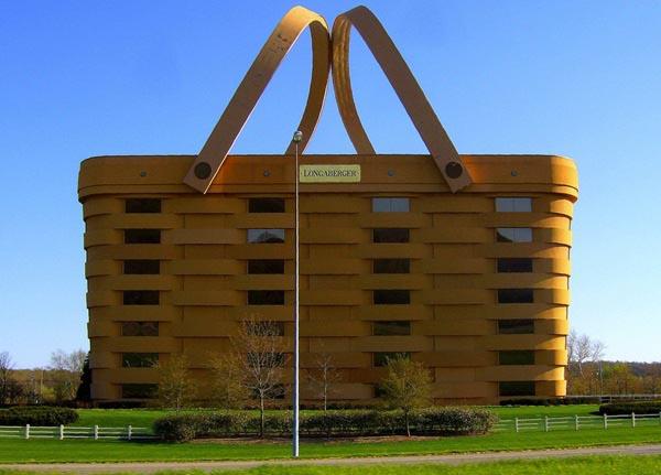 Odd Building 5