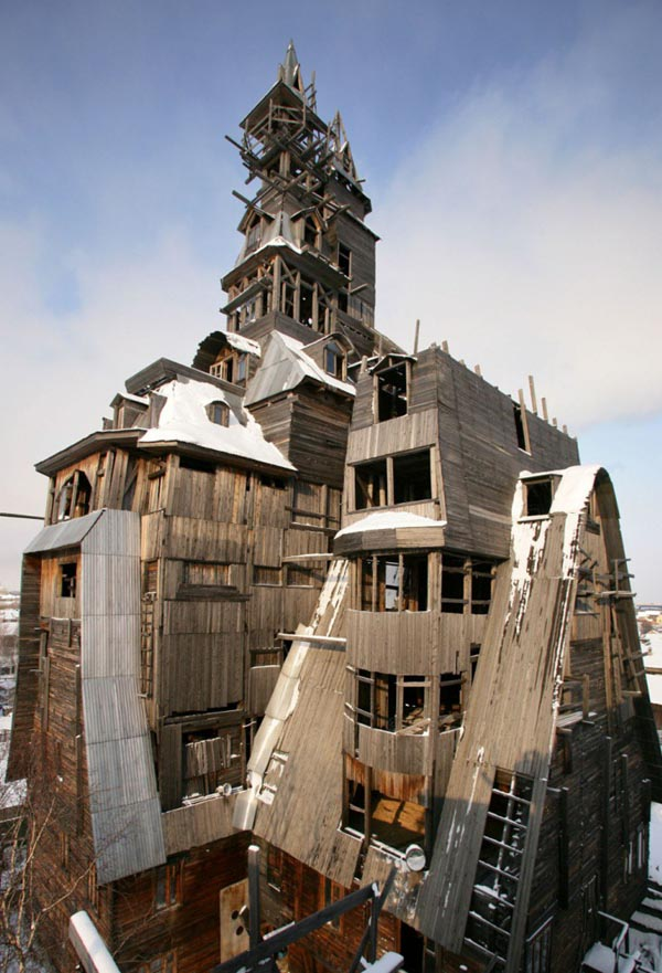 Odd Building 14
