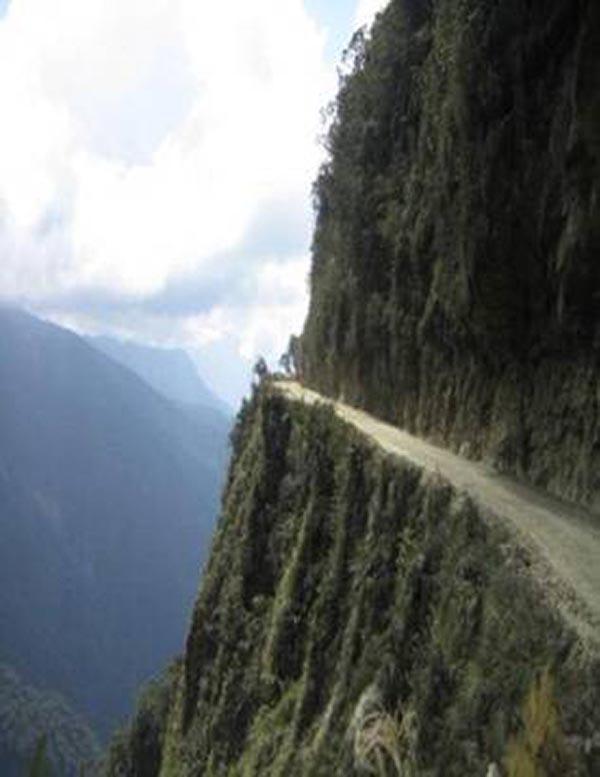 Bolivian Highway - Deadly Bolivian Highway - Suicide highway