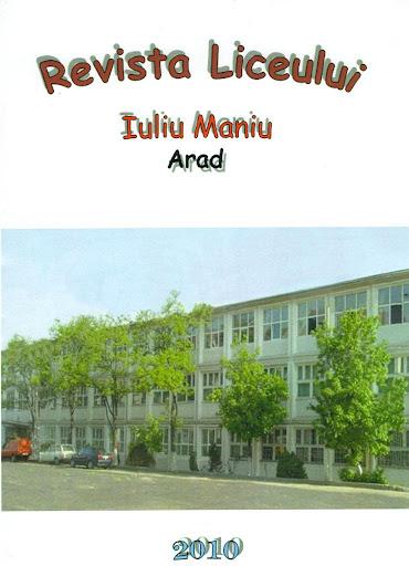 """ed2_liceu_GRUPUL SCOLAR """"IULIU MANIU"""" ARAD"""