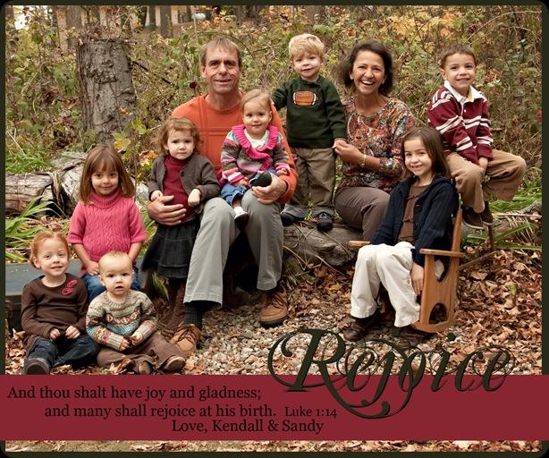 Kendall & Sandy Christmas Card FINAL