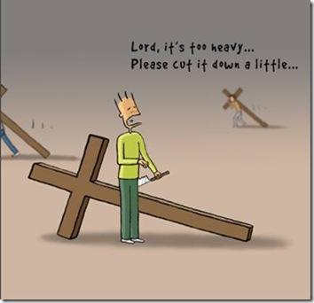 3 Never Cut Cross 不要锯短我们的十字架
