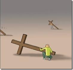 8 Never Cut Cross 不要锯短我们的十字架