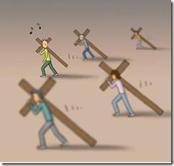 10 Never Cut Cross 不要锯短我们的十字架