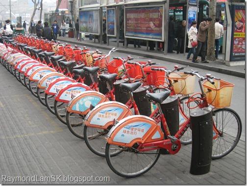 杭州市公共自行车租赁