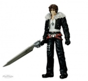 boneco miniatura action figure squall leonhart final fantasy