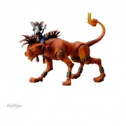 boneco miniatura action figure red xiii cait sith final fantasy