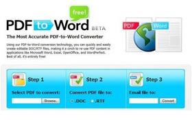 site pdf to word