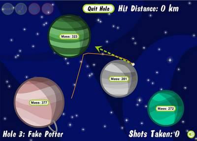 gravitee golf online jogo game