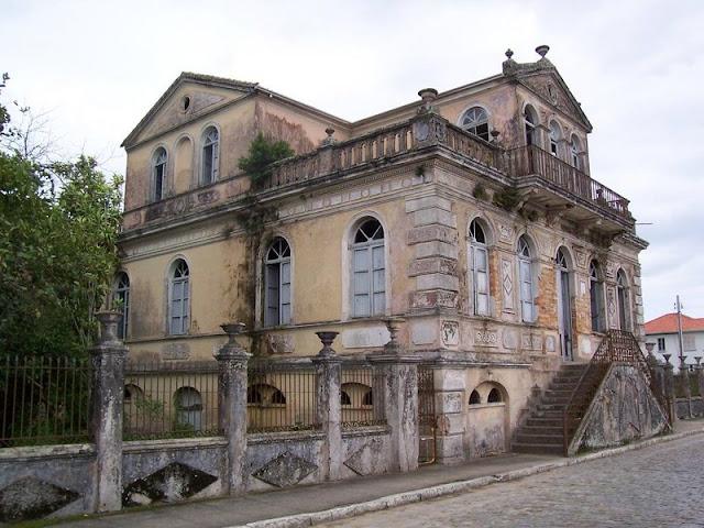 Mansão Gallotti em Tijucas, Santa Catarina