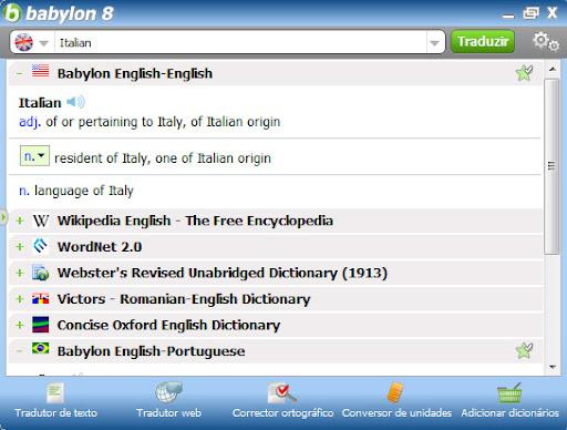 Tradutor Babylon