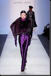 Pamella Roland Runway Fall 2010 daywear