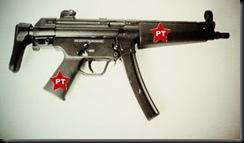 metralhadora do pt