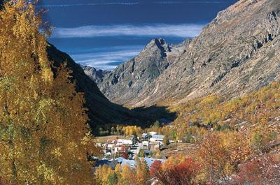 Village de La Bérarde