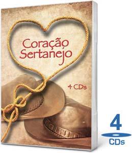 download CD Coração Sertanejo somlivre globo