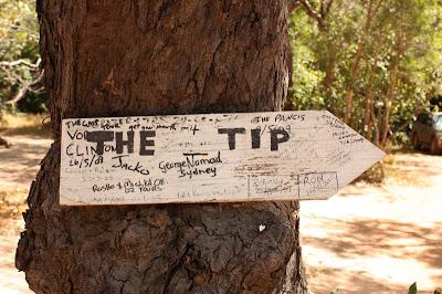 The Tip Cape York Australia