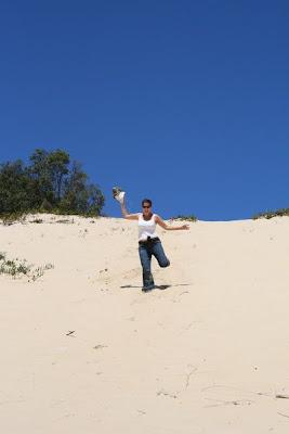 Sand Dunes Croajingalong National Park Victoria Australia