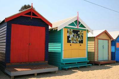 Brighton Beach Melbourne Victoria Australia
