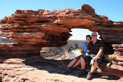 Natures Window Kalbarri National Park Western Australia