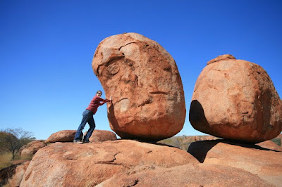 Devils Marbles Outback Northern Territory Australia