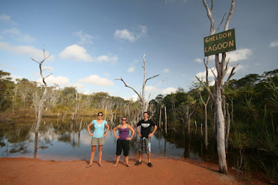 Sheldon Lagoon Cape York